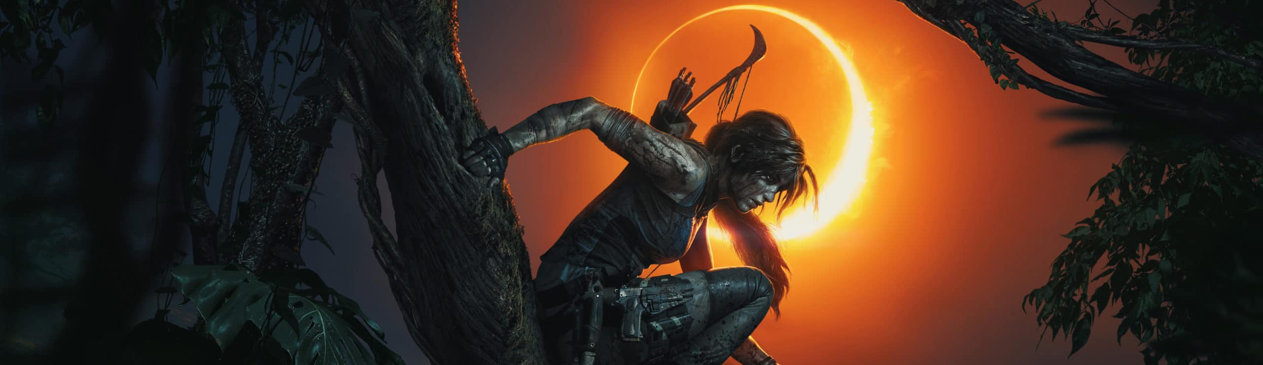 EIDOS MONTRÉAL'S SHADOW OF THE TOMB RAIDER LAUNCHED THIS MONTH VIRTUOS TEAM MAKES MAJOR CO-DEVELOPMENT CONTRIBUTION