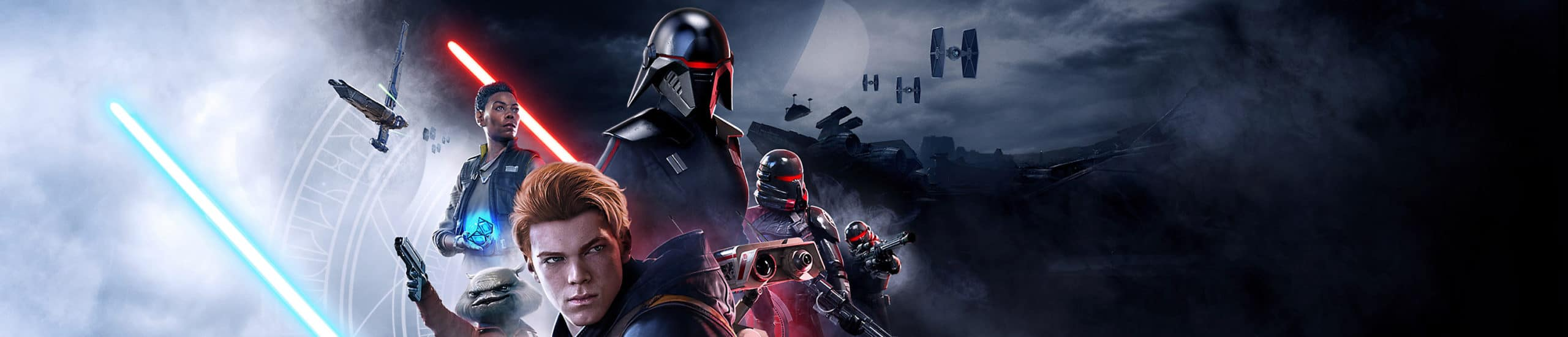 VIRTUOS SUPPORTED RESPAWN ENTERTAINMENT ON GAMEPLAY, LEVEL DESIGN AND ART FOR STAR WARS JEDI: FALLEN ORDER