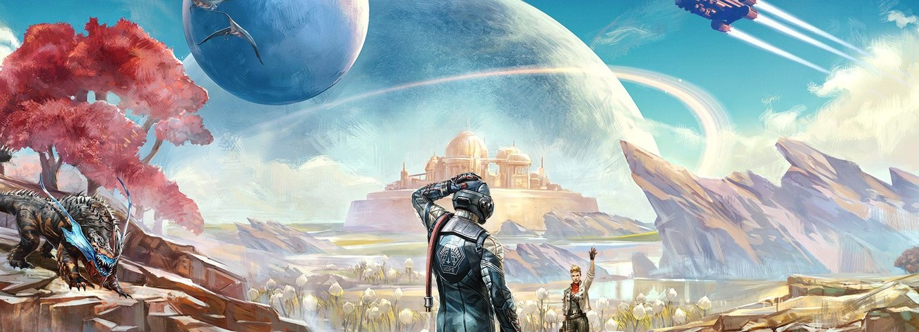 VIRTUOS CONTRIBUTES TO OBSIDIAN'S THE OUTER WORLDS